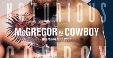 Risultati UFC 246: Mcgregor vs Cowboy Cerrone 3