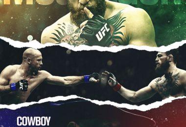 McGregor vs Cerrone: dove vederlo, a che ora... TUTTO quello che devi sapere 10