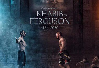 Prende forma la card di Aprile Khabib vs. Ferguson (UFC 249 a NY) 6