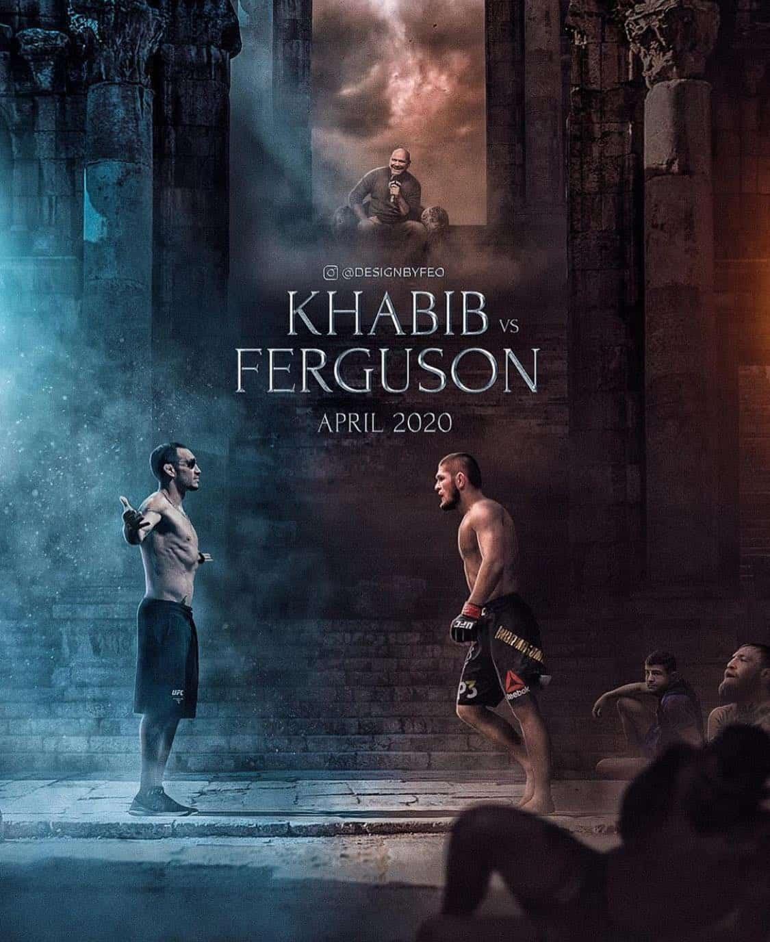 Prende forma la card di Aprile Khabib vs. Ferguson (UFC 249 a NY) 3