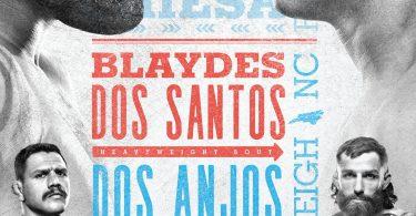Risultati UFC Fight Night: Blaydes vs. dos Santos 1