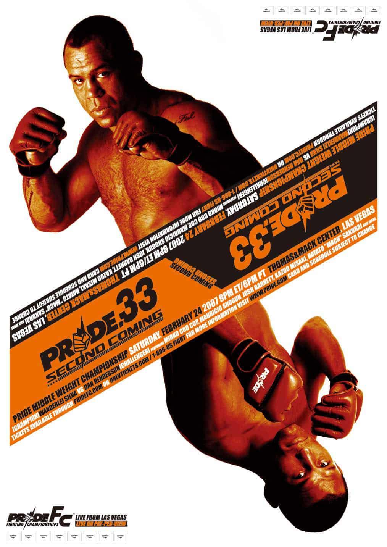 Tutti gli eventi PRIDE FC MMA 34