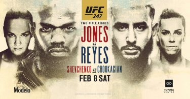 Risultati UFC 247: Jones vs. Reyes 3