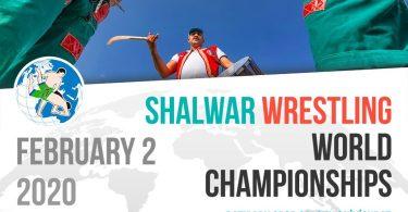 Shalwar wrestling world Championships 2020 19