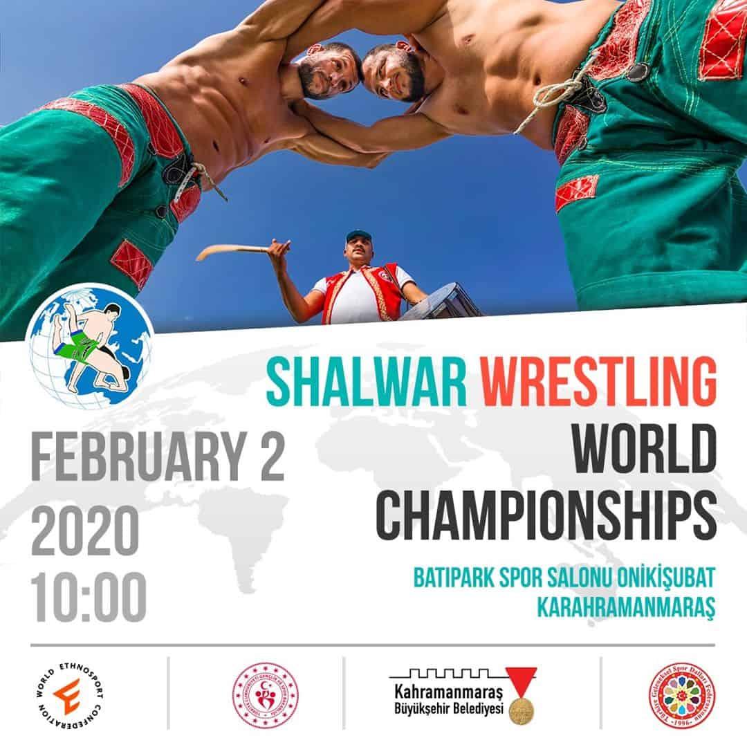 Shalwar wrestling world Championships 2020 1