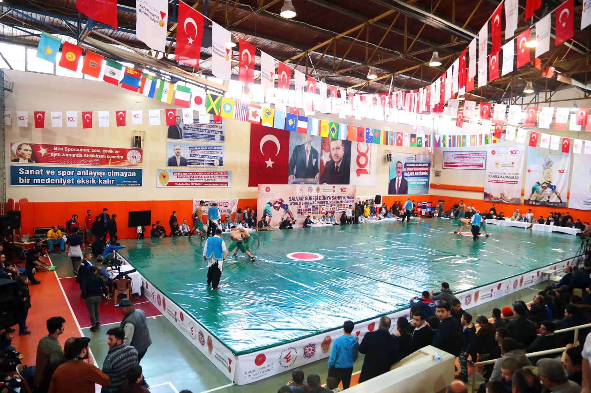 Shalwar wrestling world Championships 2020 3