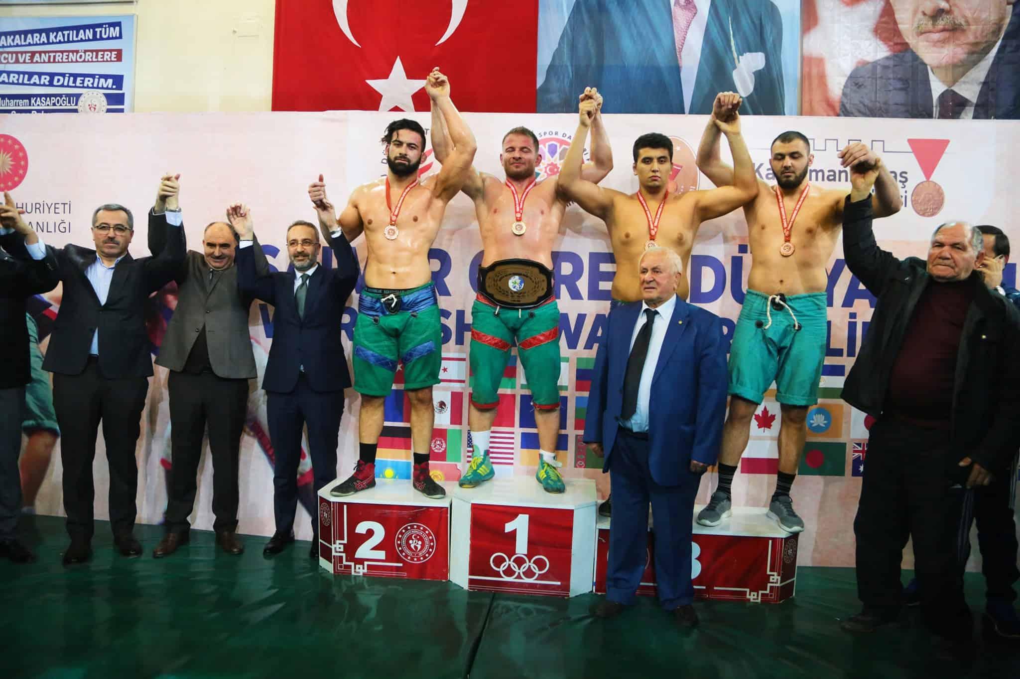 Shalwar wrestling world Championships 2020 2