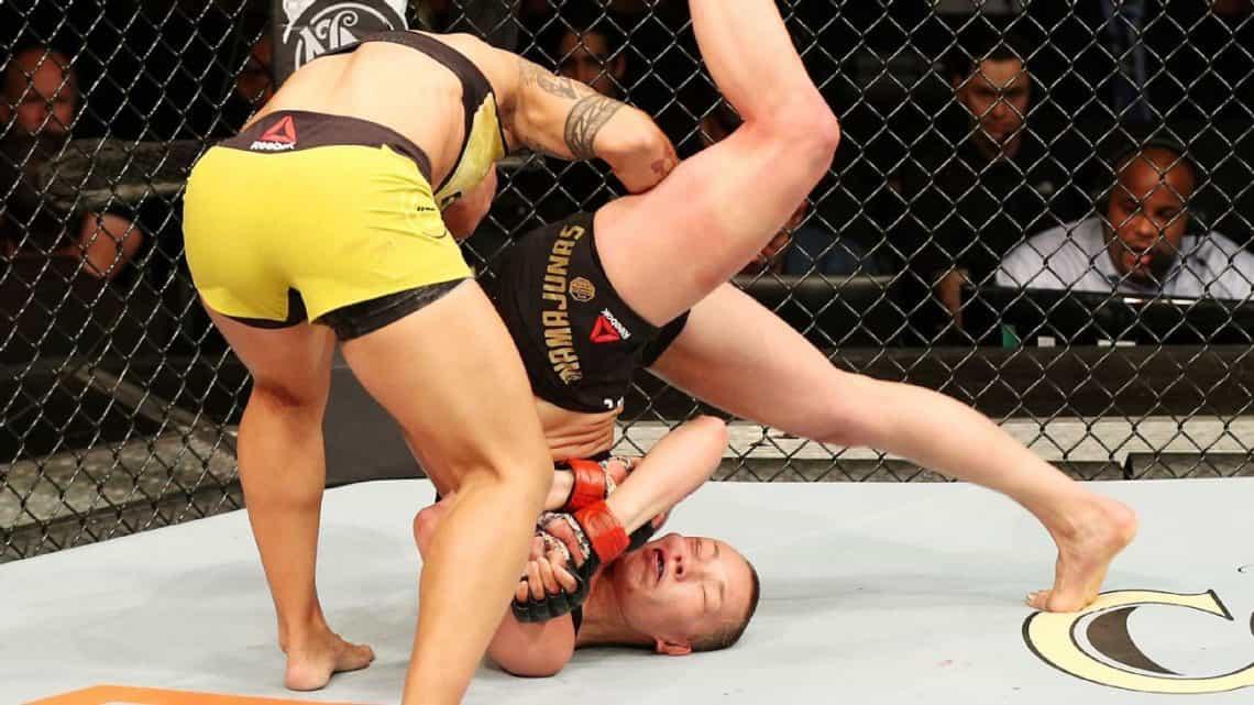 Video: Tutti i KO via SLAM nella storia della UFC (vietato ai deboli di stomaco!) 7