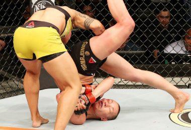 Video: Tutti i KO via SLAM nella storia della UFC (vietato ai deboli di stomaco!) 16