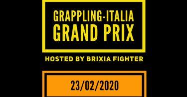 Grappling-Italia Grand Prix 2: ecco la card finale e gli orari! 1