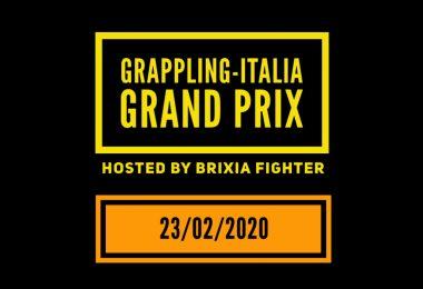 Grappling-Italia Grand Prix 2: ecco la card finale e gli orari! 2
