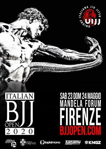 Italian BJJ Open 2020 Firenze ( GI, NO-GI, Junior) 1