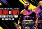 Risultati Wilder vs Fury II: Wilder distrutto in 7 riprese. 5