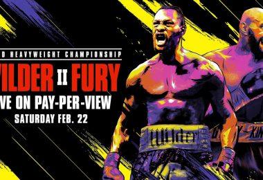 Risultati Wilder vs Fury II: Wilder distrutto in 7 riprese. 2