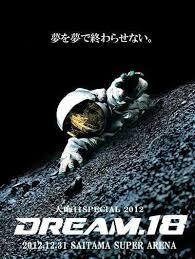 Dream MMA: retrospettiva e poster 19