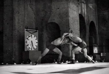 Olimpiadi Roma 1960: La lotta in uno scenario mozzafiato. 10