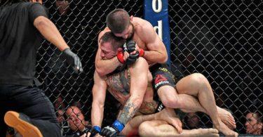 VIDEO: tutte le NECK CRANKS nella storia della UFC 3