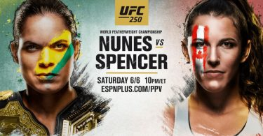 Risultati UFC 250: Nunes vs. Spencer 1