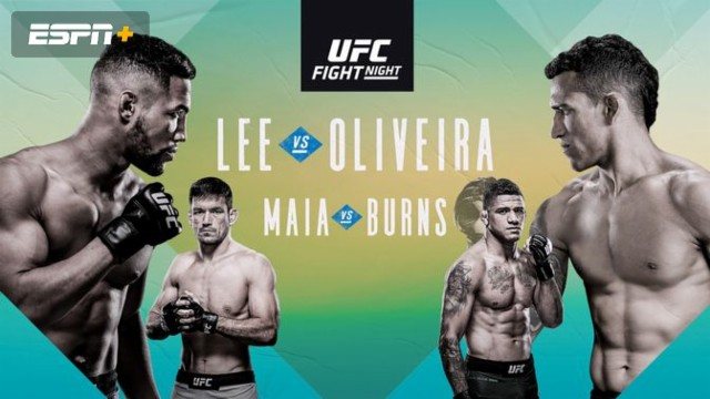UFC Fight Night 170 / UFC Brasilia 2020: Lee vs. Oliveira 1
