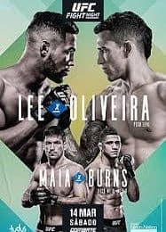 Risultati UFC Brasilia 2020: Lee vs. Oliveira 7