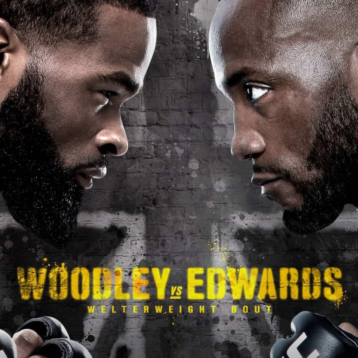 UFC Fight Night 171: Woodley vs. Edwards (con Marvin Vettori) 1