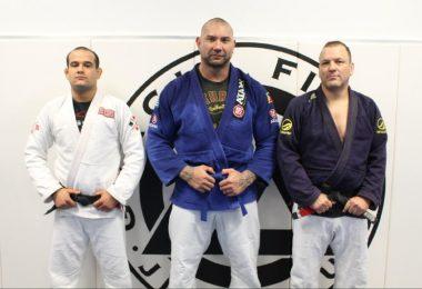 5 Superstars WWE che praticano Jiu Jitsu Brasiliano 9