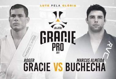 Video: Roger Gracie vs Buchecha 2017 (Match Completo) 6