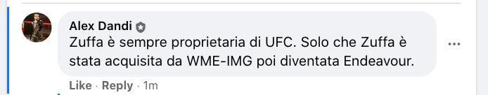 Fight Island & UFC Fight Island sono marchi protetti 3