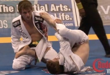 Video: Rafa Mendes vs Ryan Hall al Mundial 2010 (Match Completo) 7