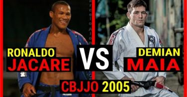 Video: Demian Maia vs Jacarè Souza (Copa Do Mundo 2005) 5