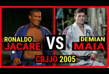 Video: Demian Maia vs Jacarè Souza (Copa Do Mundo 2005) 3
