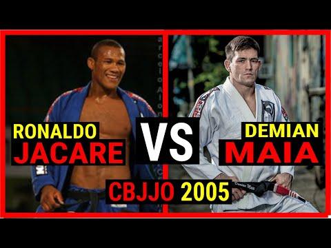 Video: Demian Maia vs Jacarè Souza (Copa Do Mundo 2005) 1