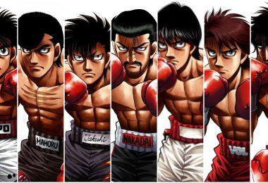 Top manga/anime sul combattimento mainstream (più o meno versoimili) 20