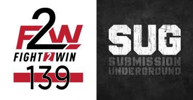 Il Jiu Jitsu riparte: F2W e SUG annunciano grandi card! 32