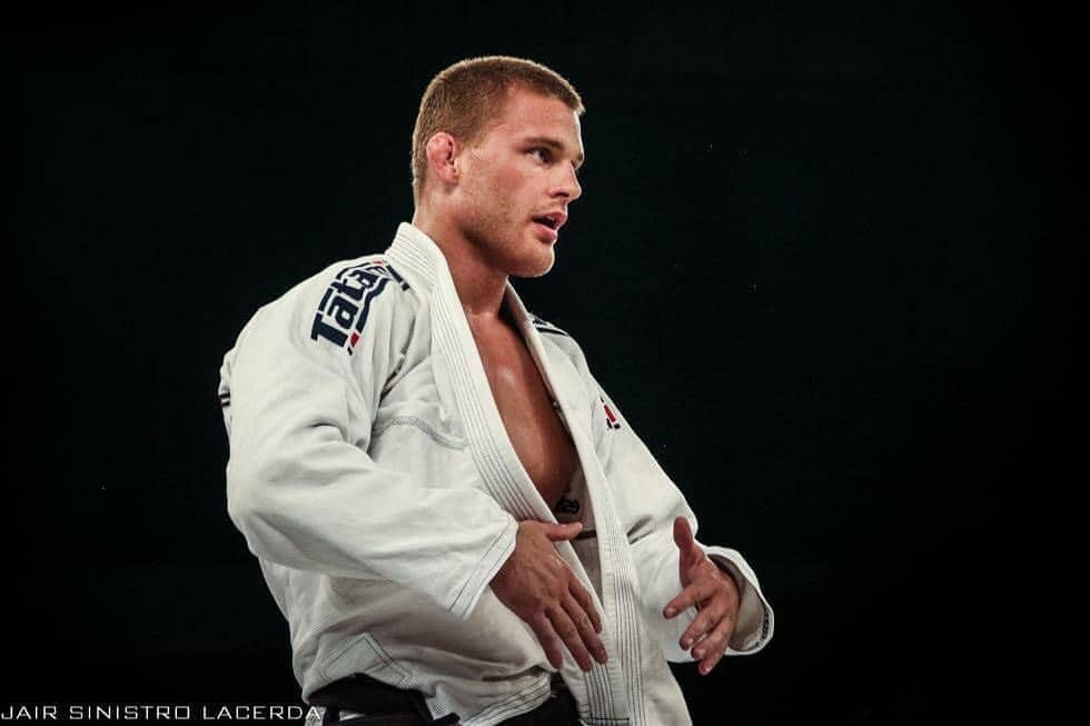 Interview with European BJJ icon Alexander Trans 1