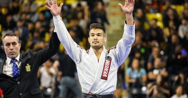 Interview with Isaac Doederlein, IBJJF European Champion 2020 5