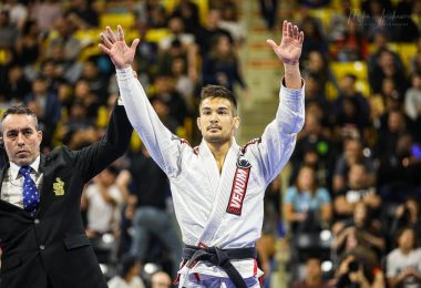 Interview with Isaac Doederlein, IBJJF European Champion 2020 10