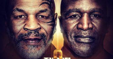 Pugilato: Tyson vs Holyfield 3 4