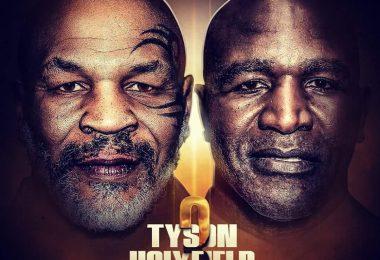 Pugilato: Tyson vs Holyfield 3 12