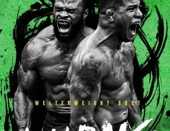 Risultati UFC on ESPN : Woodley vs Burns 10