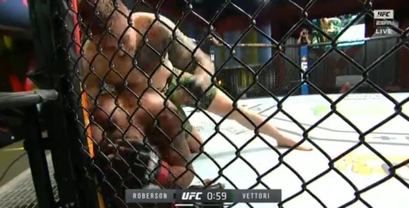 Risultati UFC on ESPN 10: Marvin Vettori vs Karl Roberson ( il match in foto) 4