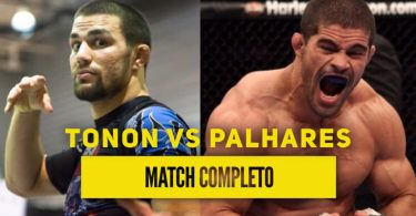 Video: Garry Tonon vs Palhares (Match Completo) 9