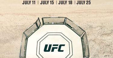 UFC Fight Island. Dove è, che match faranno... 10