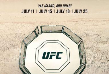 UFC Fight Island. Dove è, che match faranno... 7