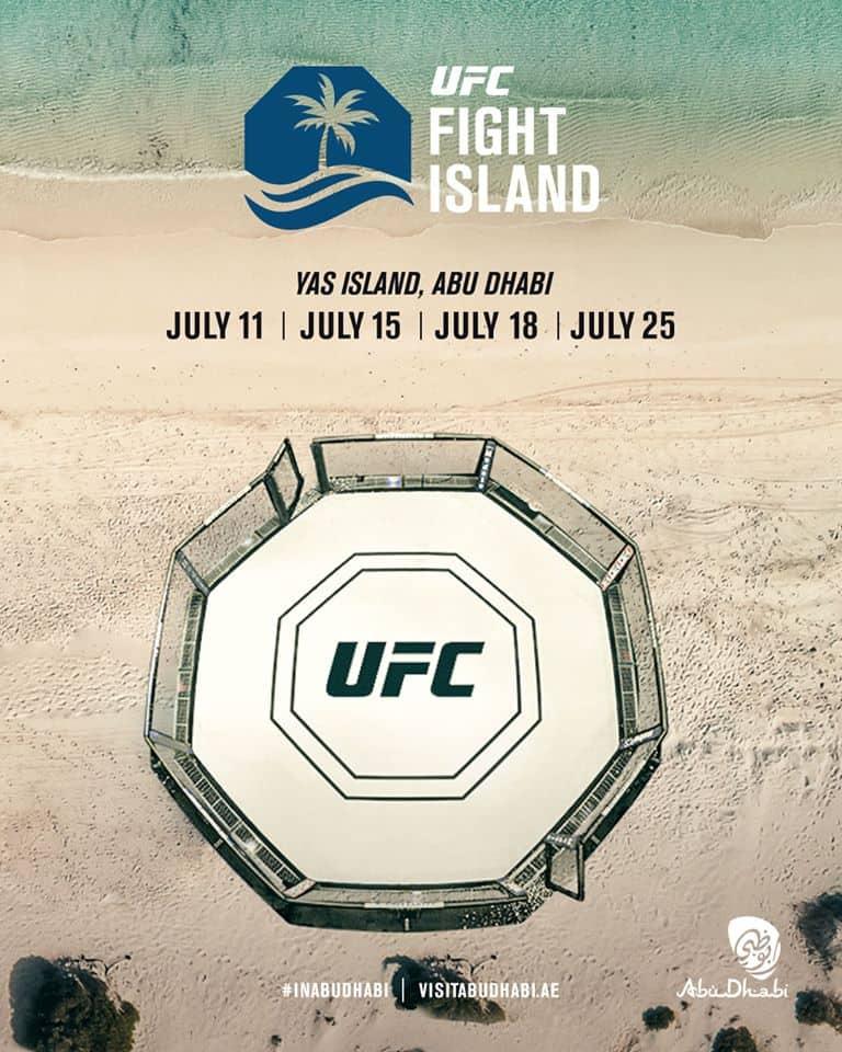 UFC Fight Island. Dove è, che match faranno... 1