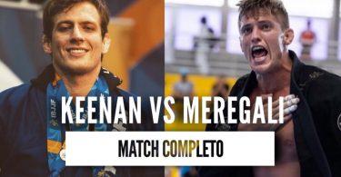 Video: Keenan Cornelius vs Nicholas Meregali (Match Completo) 10