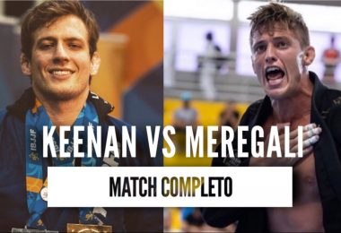 Video: Keenan Cornelius vs Nicholas Meregali (Match Completo) 8