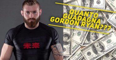 Gordon Ryan rivela come e quanto si guadagna nel BJJ 4