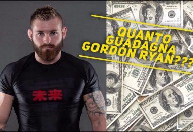 Gordon Ryan rivela come e quanto si guadagna nel BJJ 5