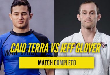 Video: Caio Terra vs Jeff Glover 1 (Match Completo) 12